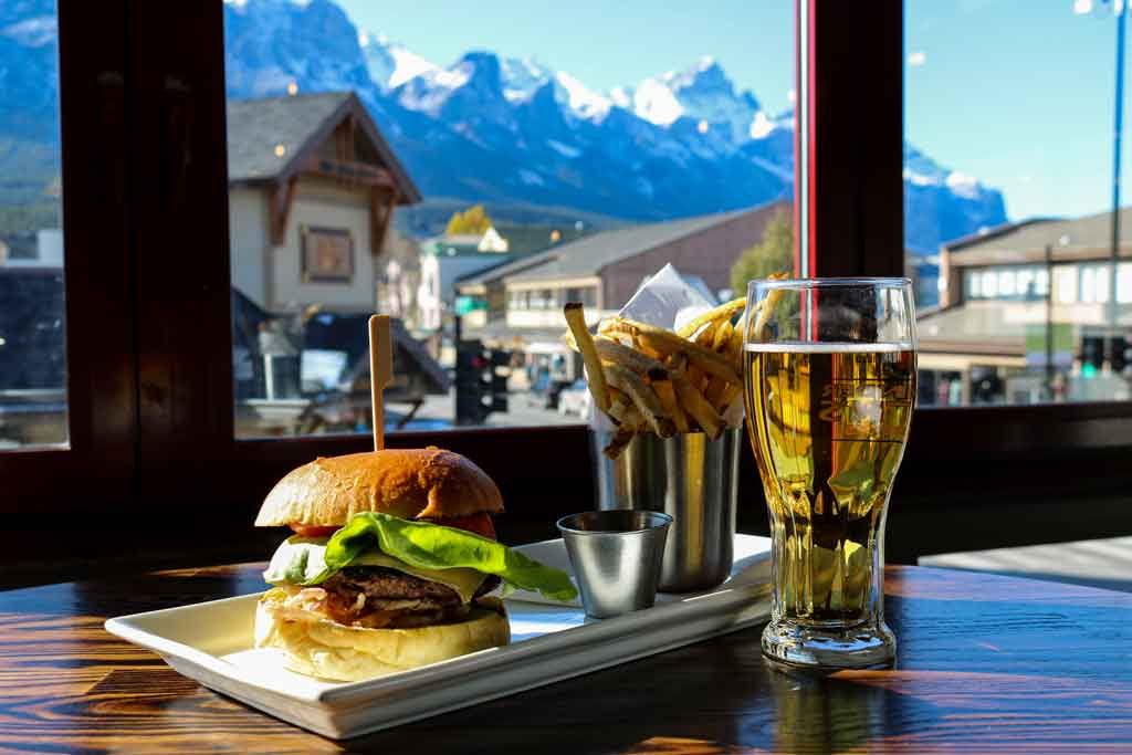 Murrieta's Mountain Bar & Grill   Canmore Dining ...