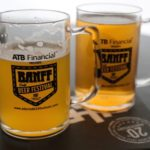 Pints from the Banff Beer Festival