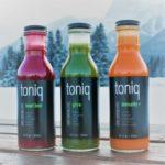 Healthy juices form Toniq