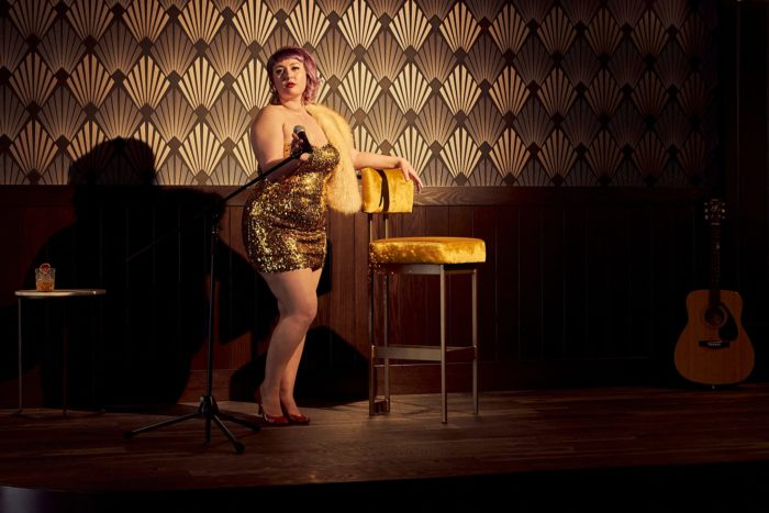 Regular cabaret shows are a staple at The Radiant. Photo by McKeown Studios