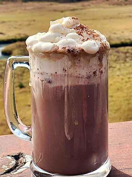 Hiker's Hot Chocolate