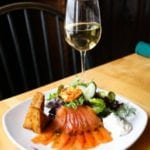 Earl Grey Candied Canadian Smoked Salmon deal for Jasper in January from Fiddle River