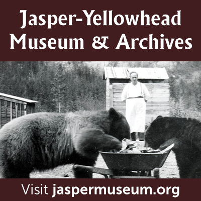 Jasper Yellowhead map ad