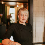 Chef Tracy Little of Sauvage